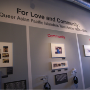 Intergenerational Celebration, LGBT History Museum