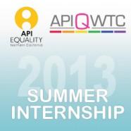 Intern for APIQWTC