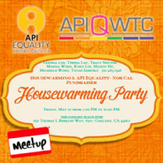 APIQWTC Second Fridays Meetup – May 10th, 2013