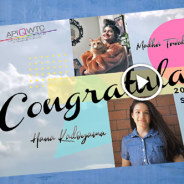 2020 APIQWTC Scholarship Awardees!